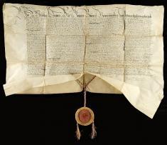 Listina zroku 1510