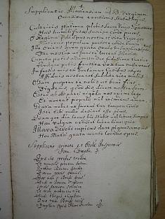 Ďakovná slávnosť, 1752