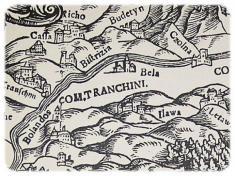 Ilava naLaziovej mape, 1556