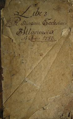 Kniha účtov zroku 1783