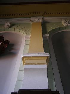 Neorenesančný stĺp