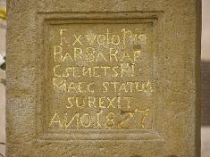 Latinský nápis