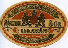 Etiketa zaRakúsko - Uhorska