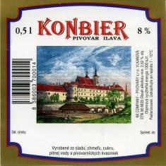 Etiketa pivovaru