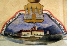 Pohľad naIlavu roku 1880