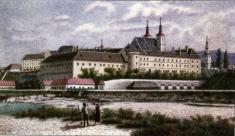 Ilava koncom 19.storočia