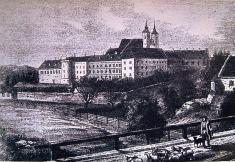 Ilava začiatkom 19.storočia