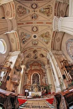 Klenba farského kostola