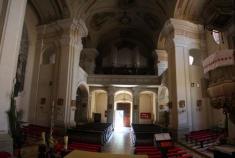 Vo farskom kostole