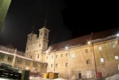 Bývalý kláštor
