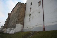 Časť kamenného múru