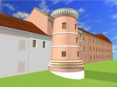 Vizualizácie nasledovnej rekonštrukcie