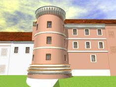 Vizualizácia nasledovnej rekonštrukcie