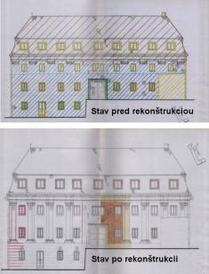 Baroková budova