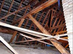 Rekonštruovaný krov