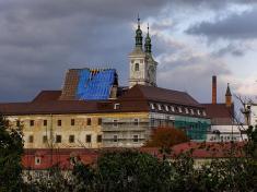 Rekonštrukcia hradu akostola