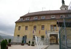 Baroková administratívna budova