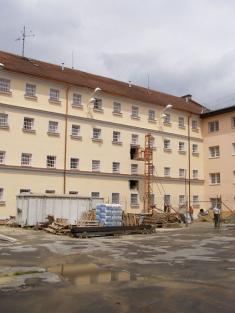 Budova samoväzby
