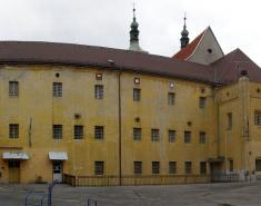 Kláštorné krídlo väznice