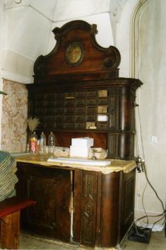 Barokový nábytok