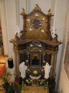 Bočný oltár