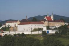 Ilavský hrad-od roku 1856väznica