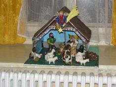 Betlehem zchlebového cesta-tvorba odsúdených