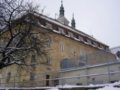 Budovy väznice-bývalého hradu