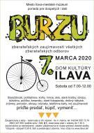 Burza zberateľov 2020 Ilava