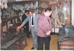 Mestské múzeum Ilava 1993