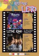 Letné kino pre deti i dospelých 1