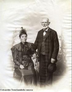 Rodina Ivanovicz zKlobušíc