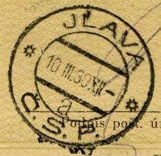 Československá pošta