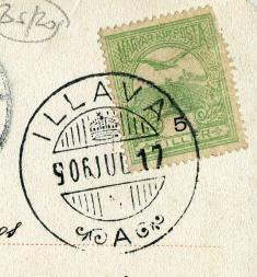 Illava - 17.júla 1906