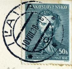 Iľava - 10.augusta 1938