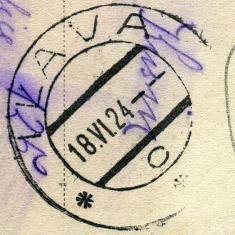 Iľava - 18.júna 1924