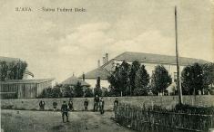 Škola okolo roku 1925