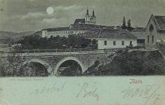 Hrad astarý most