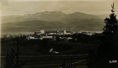 Celkový pohľad okolo roku 1920