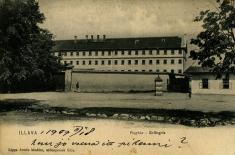 Väzenská prístavba, 1906