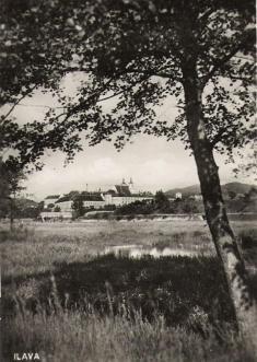 Ilavský hrad zo Sihote