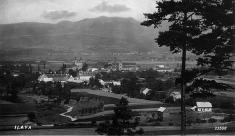 Celkový záber naIlavu, 1930