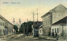 Ružová ulica, 1930