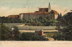 Ilavský hrad, 1902