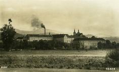 Ilavský hrad, 1934