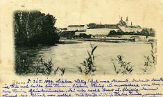 Ilavský hrad, 1894