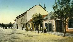 Námestie, 1913