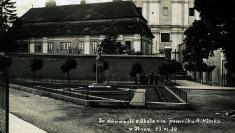 Ilavský hrad abaroko vr. 1939