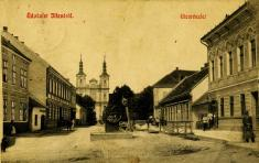 Ružová ulica, 1905