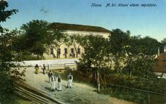 Základná ľudová škola, 1913